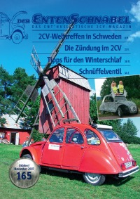 Entenschnabel Cover